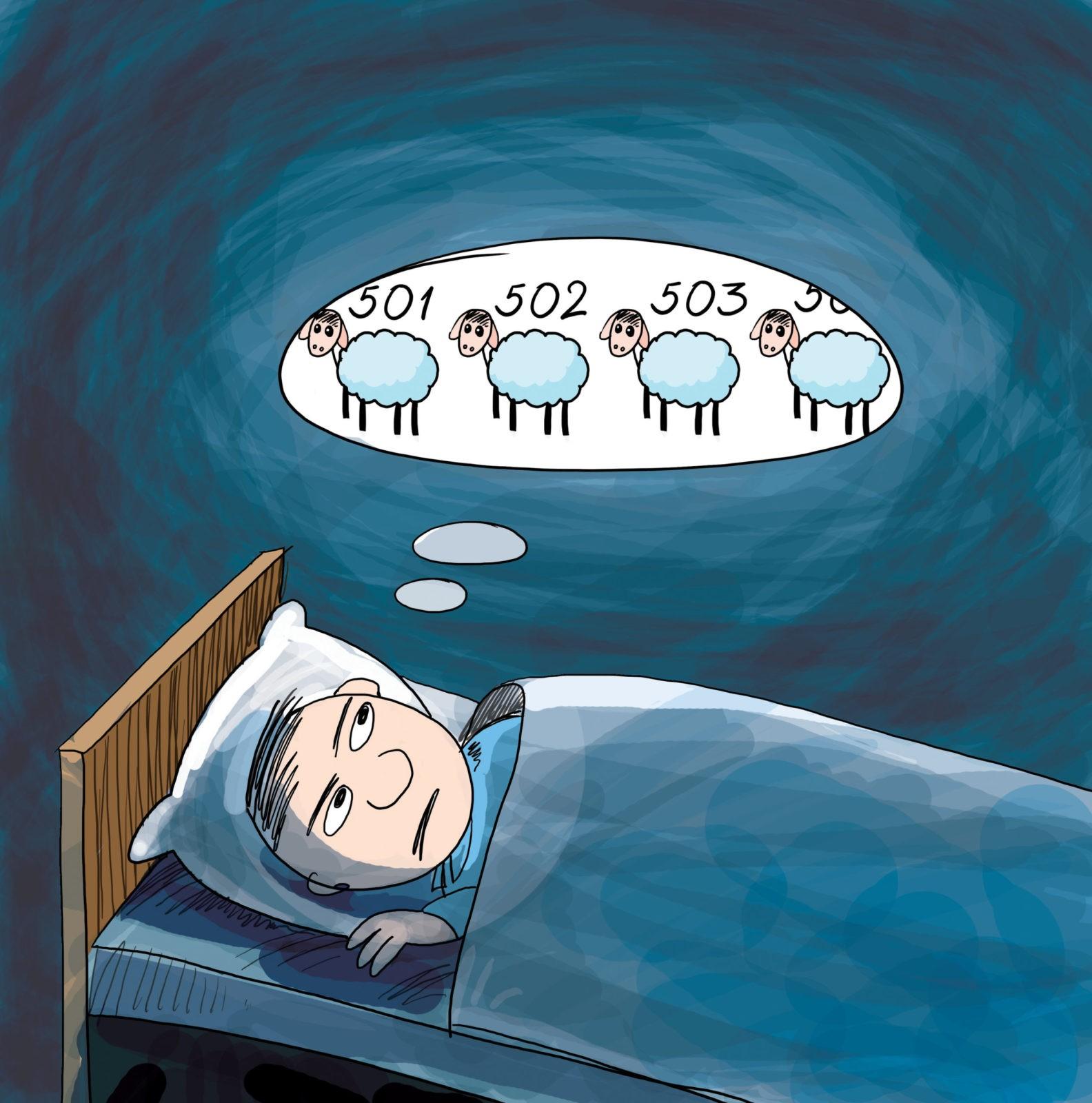 Прикольные картинки как спят ночью